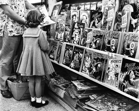 John Gutmann, Coloring Books of the Fifties