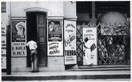 Walker Evans, Havana Cinema